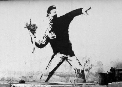 Banksy 001