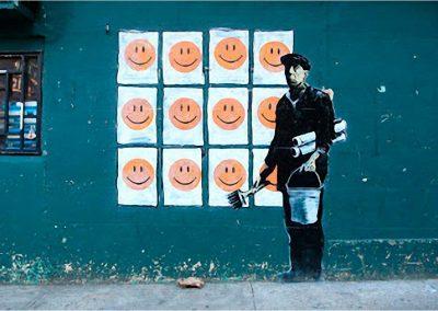 Banksy 007