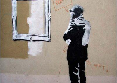 Banksy 101