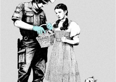 Banksy 104
