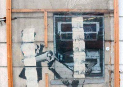 Banksy 110