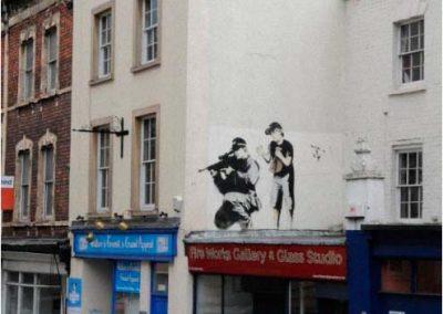 Banksy 111