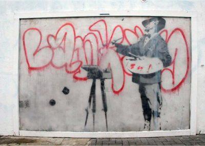 Banksy 112