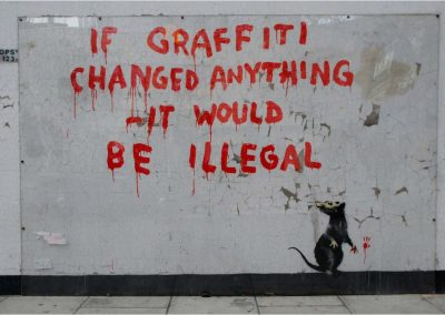 Banksy 119
