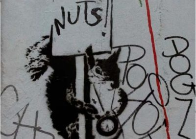 Banksy 123