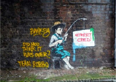 Banksy 125