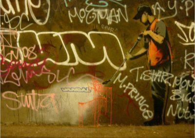 Banksy 129