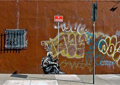Banksy 137