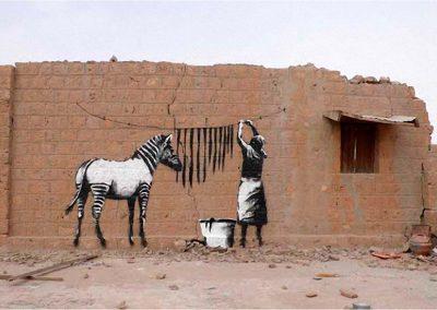Banksy 140