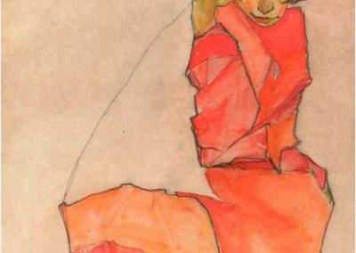 Egon Schiele 028