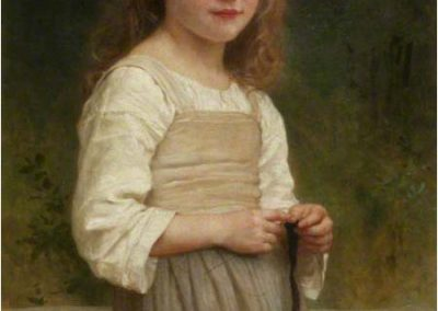 Bouguereau, William-Adolphe, 1825-1905; Innocence