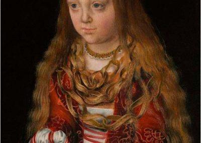 Lucas Cranach El Viejo 009