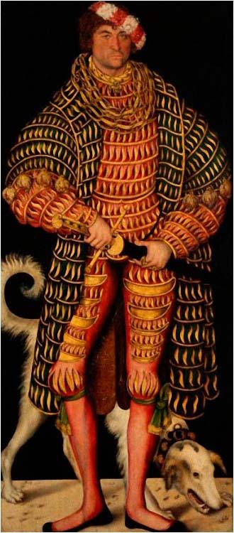 Lucas Cranach El Viejo 022