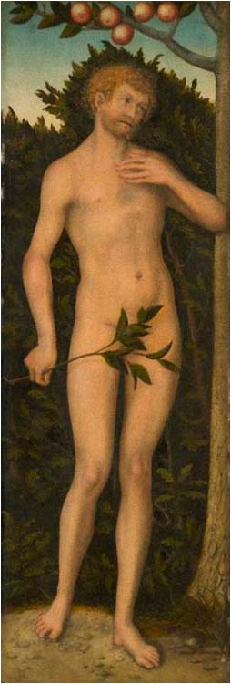 Lucas Cranach El Viejo 046