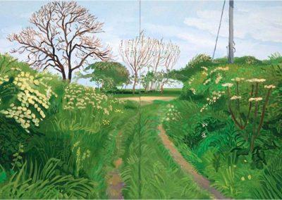 David Hockney 100