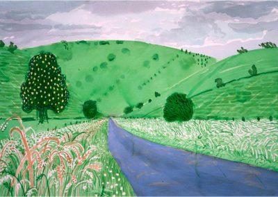 David Hockney 105