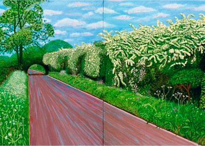 David Hockney 107