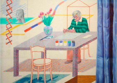 David Hockney 136