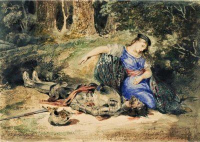 Eugène Delacroix 025