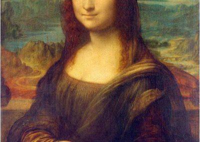 Leonardo da Vinci - Museo del Louvre 002