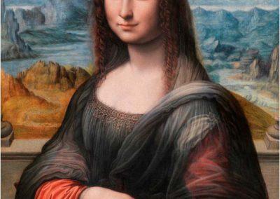Leonardo da Vinci - Museo del Prado 001