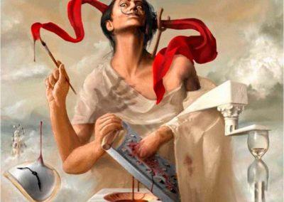 Salvador Dalí 014