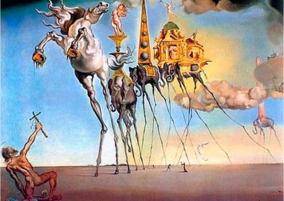 Salvador Dalí 111