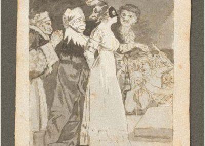 Goya - Caprichos 180