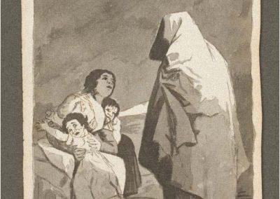 Goya - Caprichos 181