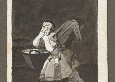 Goya - Caprichos 182