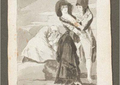 Goya - Caprichos 183