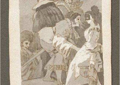 Goya - Caprichos 184