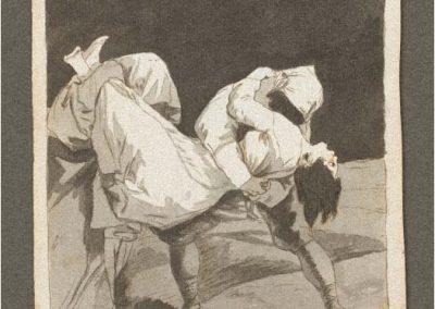 Goya - Caprichos 186