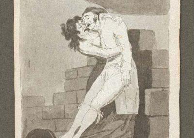 Goya - Caprichos 188