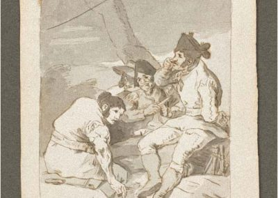 Goya - Caprichos 189