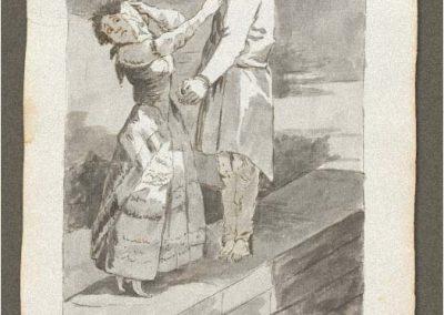 Goya - Caprichos 190
