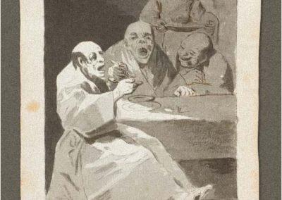 Goya - Caprichos 191
