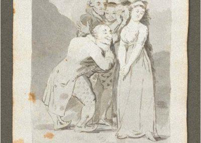 Goya - Caprichos 192