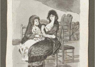 Goya - Caprichos 193