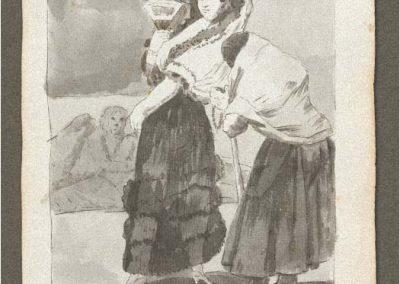 Goya - Caprichos 194