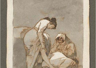 Goya - Caprichos 195