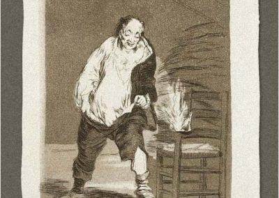 Goya - Caprichos 196