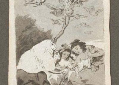 Goya - Caprichos 197