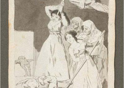 Goya - Caprichos 198