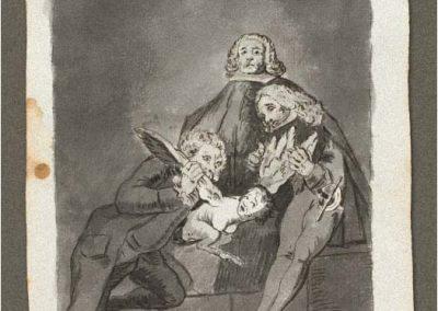 Goya - Caprichos 199