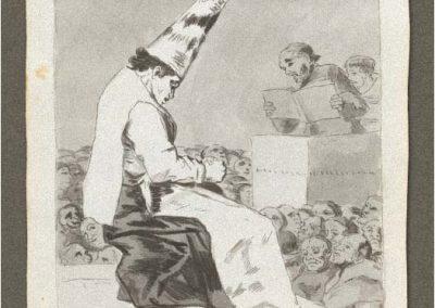 Goya - Caprichos 201