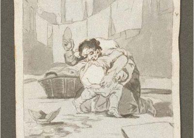 Goya - Caprichos 203