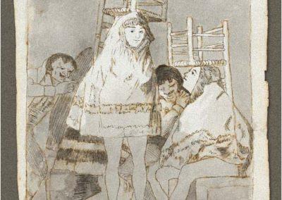Goya - Caprichos 204