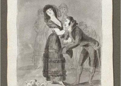 Goya - Caprichos 205