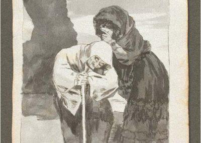 Goya - Caprichos 206